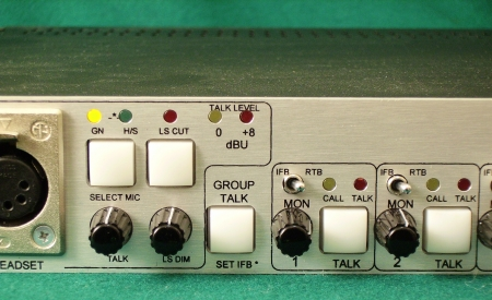 TBP8 - talkback plus 8 channels