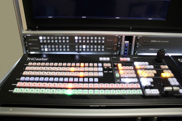 flightcase video studio